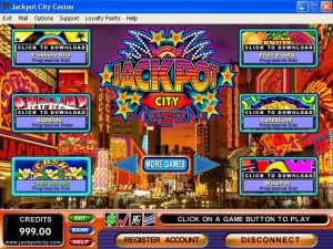 Play at Jackpot City online casino